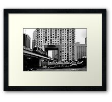 After the Fair Framed Print