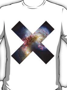 Colorful Spiral Galaxy   Mathematix by Sir Douglas Fresh T-Shirt