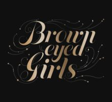 Brown Eyed Girls Gold by supalurve
