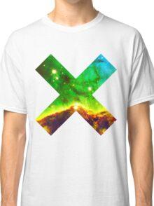 Hubble Dope Cloud Nebula Green Version | Mathematix by Sir Douglas Fresh Classic T-Shirt