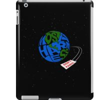 Mostly Harmless iPad Case/Skin
