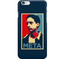 Meta iPhone Case/Skin