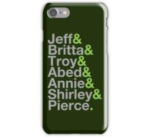 Community Jetset iPhone Case/Skin