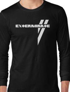 Du Hast Exterminated Long Sleeve T-Shirt