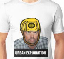 Urban Exploration Unisex T-Shirt