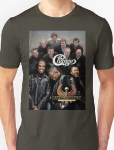 Chicago Earth Wind Fire Tour 2016 RP02 Unisex T-Shirt