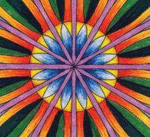 Ahna Mandala #3 Sticker