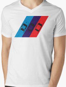 ///M Mens V-Neck T-Shirt