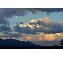 San Francisco Mountains Photographic Print