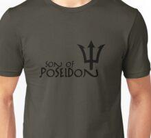 Son of Poseidon, dark print Unisex T-Shirt