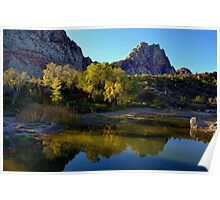 Spring Mountain Ranch State Park Poster