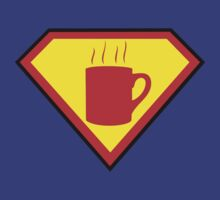 Super Coffee Person by Everwind