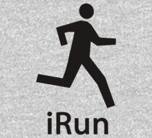 iRUN black by rjburke24