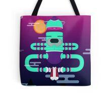 YOGA style Tote Bag
