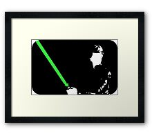 Star Wars - Luke Skywalker Framed Print