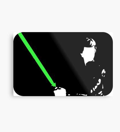 Star Wars - Luke Skywalker Metal Print