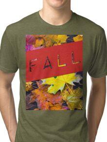 Fall Tri-blend T-Shirt
