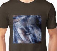 Grey and Black Teeth Unisex T-Shirt