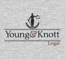 Young and Knott Legal One Piece - Short Sleeve