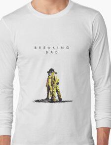 Walt and Jesse Breaking Bad 2 Long Sleeve T-Shirt