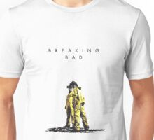 Walt and Jesse Breaking Bad 2 Unisex T-Shirt