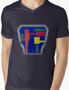 B.A.T.S. Variant 3.0 lower on chest Mens V-Neck T-Shirt