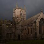 St Michael's by Peter Reid