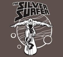 Silver Surfer - From the planet by bobmorlock