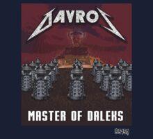 Davros - Master of Daleks! Kids Clothes