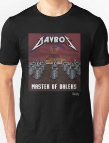 Davros - Master of Daleks! T-Shirt
