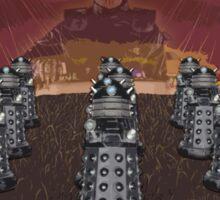 Davros - Master of Daleks! Sticker