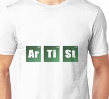 Breaking Bad ARTIST Unisex T-Shirt