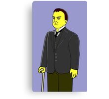 Mr Bates - Downton Abbey Canvas Print