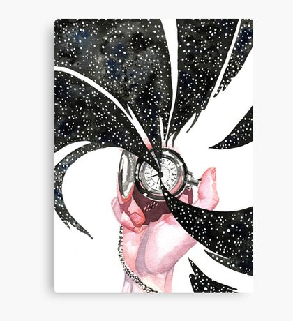 Time is in Your Hands Canvas Print