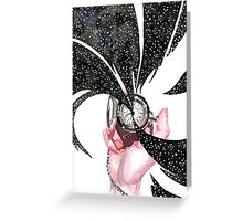 Time is in Your Hands Greeting Card