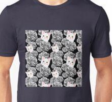 Sesshoumaru's Roses - Black Flavor Unisex T-Shirt
