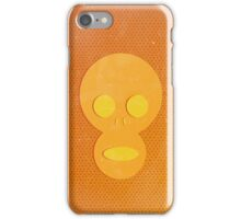 Hairless Hidden Ape iPhone Case/Skin