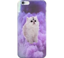Pastel Goth Kitty. iPhone Case/Skin