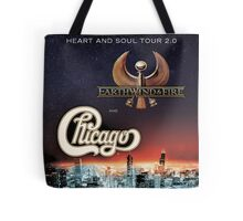 Chicago Earth Wind Fire Tour 2016 RP03 Tote Bag
