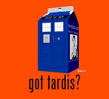 Got Tardis? or Missing Matt Smith Unisex T-Shirt