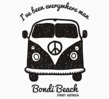 Bondi Beach by PopGraphics