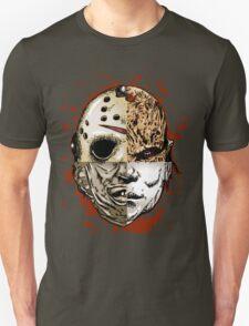 HORROR MASHUP Unisex T-Shirt