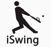 iSWING black by rjburke24