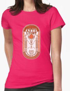 Aziz Light-The Divine Brew-alternate Womens Fitted T-Shirt
