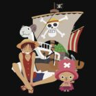 The Strawhats by xJacky2312x