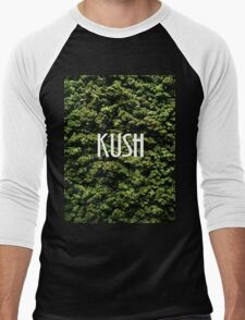 Kush Men's Baseball ¾ T-Shirt