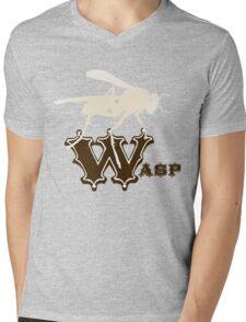 wasp. Mens V-Neck T-Shirt