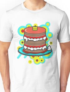 Pancake Unisex T-Shirt