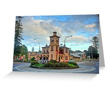 Kiama Post Office Greeting Card