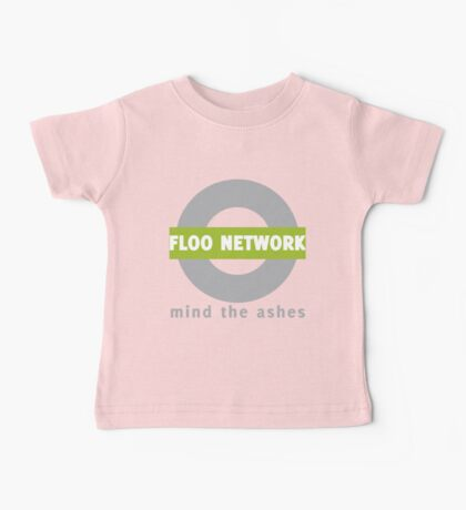 Just step into the emerald flames. Baby Tee
